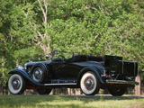 Cadillac V16 452 Roadster 1930 photos
