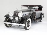 Cadillac V16 452/452-A Dual Cowl Sport Phaeton 1930–31 pictures
