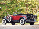 Cadillac V16 452 Roadster 1930 pictures