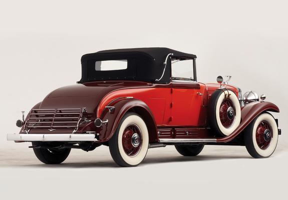 Cadillac cabriolet V16 Fleetwood. 1931  Jo-Han  1/24 Cadillac_v16_1930_pictures_8_b