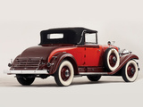 Cadillac V16 Convertible Coupe by Fleetwood 1930 pictures