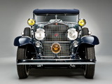 Cadillac V16 Convertible Sedan by Saoutchik 1930 pictures