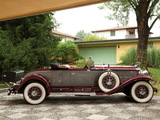 Cadillac V16 452 Roadster 1930 wallpapers