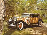 Cadillac V16 452/452-A Dual Cowl Sport Phaeton 1930–31 wallpapers