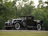 Cadillac V16 452 Roadster 1930 wallpapers