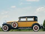 Cadillac V16 452-A Madame X Club Sedan by Fleetwood 1930 wallpapers