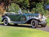 Cadillac V16 452-A Dual Cowl Sport Phaeton by Fleetwood 1931 images