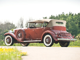 Cadillac V16 Series 452 Special Dual Cowl Phaeton by Fleetwood (4260) 1931 images