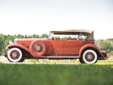 Cadillac V16 Series 452 Special Dual Cowl Phaeton by Fleetwood (4260) 1931 photos