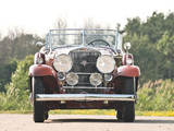 Cadillac V16 Series 452 Special Dual Cowl Phaeton by Fleetwood (4260) 1931 wallpapers