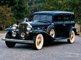 Cadillac V16 452-B Imperial Sedan by Fleetwood 1932 photos