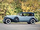 Cadillac V16 452-B Sport Phaeton 1932 photos