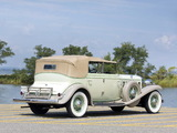 Cadillac V16 452-B All Weather Phaeton by Fisher (32-16-273) 1932 pictures