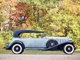 Cadillac V16 452-B Sport Phaeton 1932 wallpapers