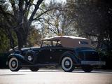 Cadillac V16 Convertible Phaeton by Fleetwood 1933 photos