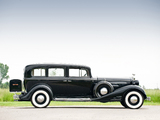 Cadillac V16 452-C Limousine by Fleetwood 1933 photos