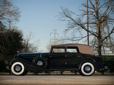 Cadillac V16 Convertible Phaeton by Fleetwood 1933 pictures