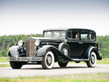 Cadillac V16 452-C Limousine by Fleetwood 1933 pictures