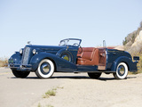 Cadillac V16 452-D Convertible Sedan by Fleetwood (5780) 1934 photos