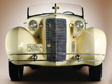 Cadillac V16 452-D Roadster by Fleetwood (5702) 1934 pictures