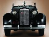 Cadillac V16 Series 90 Dual Cowl Custom Sport Phaeton 1937 images