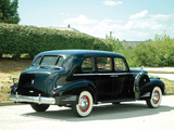 Cadillac V16 Series 90 Sedan by Fleetwood 1938 images