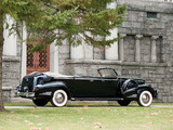 Cadillac V16 Series 90 Presidential Convertible Limousine 1938 images
