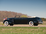 Cadillac V16 Series 90 Presidential Convertible Limousine 1938 photos