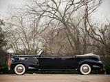 Cadillac V16 Series 90 Presidential Convertible Limousine 1938 photos