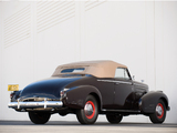 Cadillac V16 Series 90 Convertible Coupe 1938 pictures