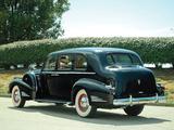 Cadillac V16 Series 90 Sedan by Fleetwood 1938 wallpapers