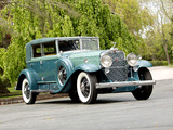 Images of Cadillac V16 All-Weather Phaeton by Fleetwood 1930