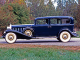 Images of Cadillac V16 452-B Imperial Sedan by Fleetwood 1932