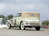 Images of Cadillac V16 452-B All Weather Phaeton by Fisher (32-16-273) 1932
