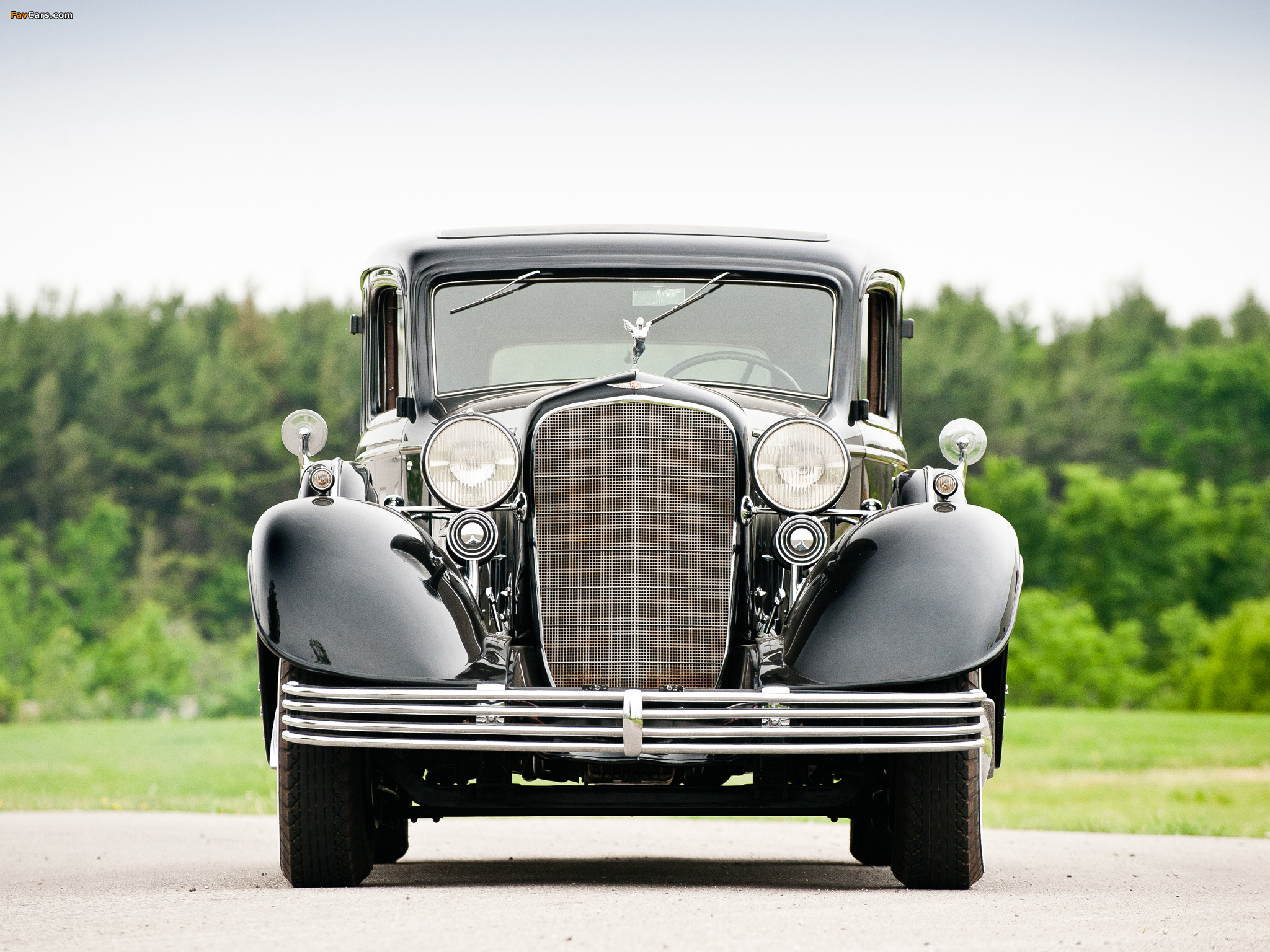 Images of Cadillac V16 452-C Limousine by Fleetwood 1933 (2048 x 1536)