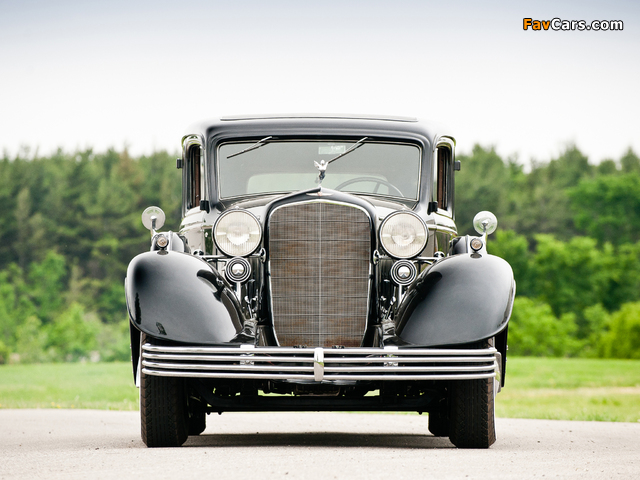 Images of Cadillac V16 452-C Limousine by Fleetwood 1933 (640 x 480)
