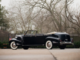Images of Cadillac V16 Series 90 Presidential Convertible Limousine 1938