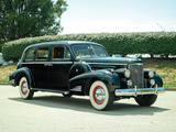 Images of Cadillac V16 Series 90 Sedan by Fleetwood 1938