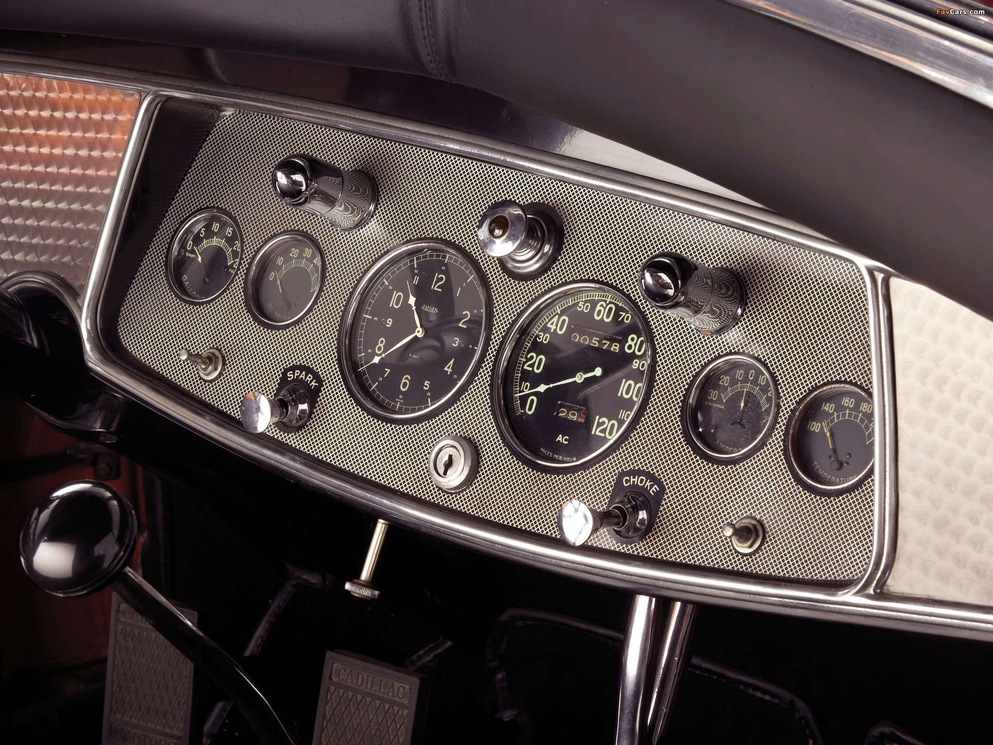 Photos of Cadillac V16 Convertible Coupe by Fleetwood 1930 (2048 x 1536)