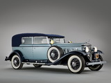 Photos of Cadillac V16 Convertible Sedan by Saoutchik 1930