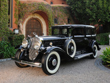 Photos of Cadillac V16 452 Armored Imperial Sedan by Fleetwood 1930