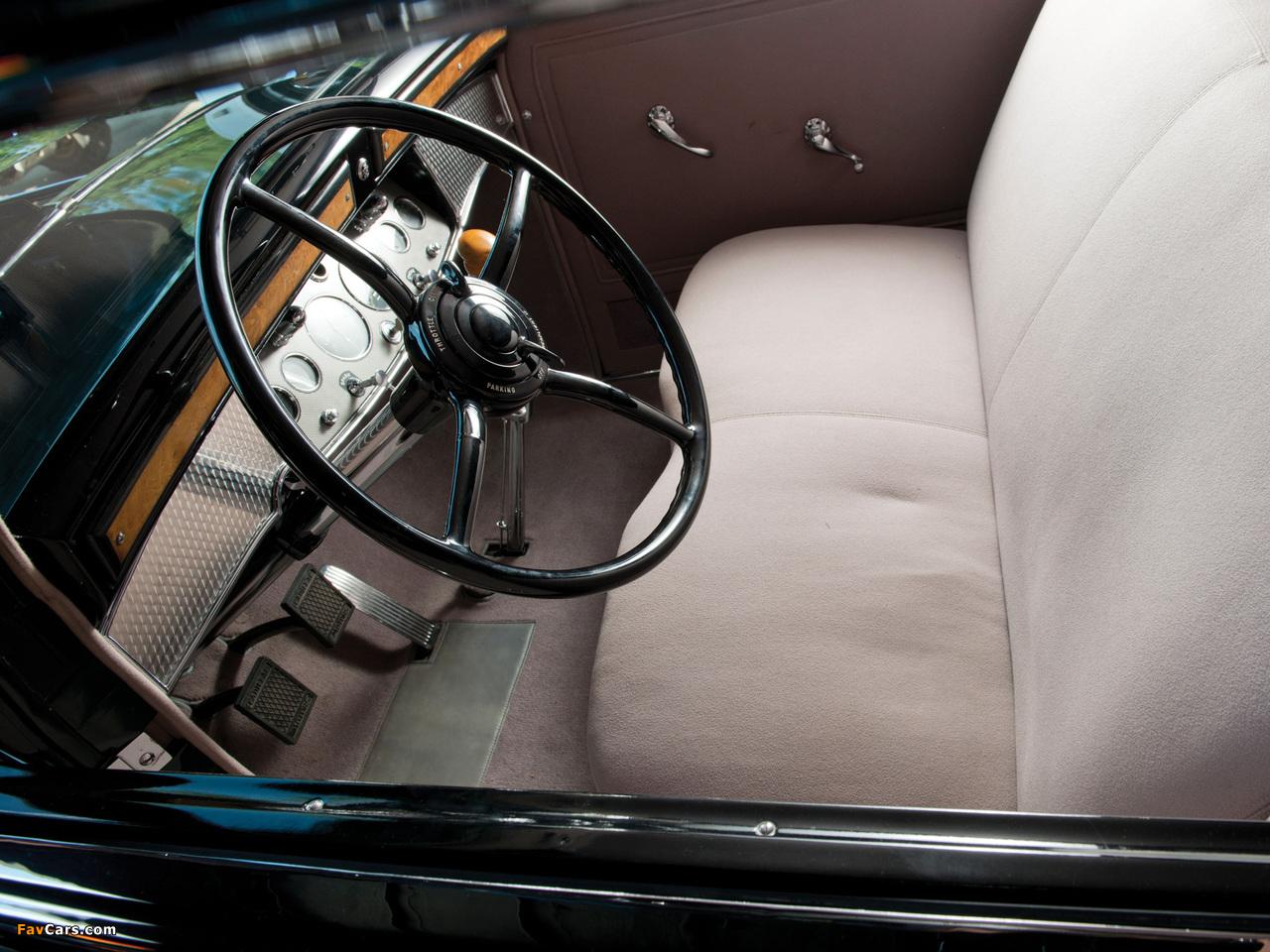 Photos of Cadillac V16 452-A Madame X Sedan Cabriolet by Fleetwood 1930 (1280 x 960)