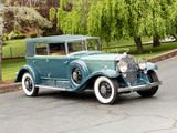 Photos of Cadillac V16 All-Weather Phaeton by Fleetwood 1930