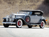 Photos of Cadillac V16 452/452-A Dual Cowl Sport Phaeton 1930–31