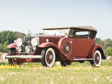 Photos of Cadillac V16 Series 452 Special Dual Cowl Phaeton by Fleetwood (4260) 1931