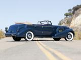 Photos of Cadillac V16 452-D Convertible Sedan by Fleetwood (5780) 1934