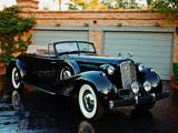 Photos of Cadillac V16 Series 90 Convertible Coupe 1936