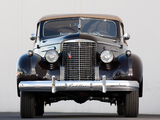 Photos of Cadillac V16 Series 90 Convertible Coupe 1938