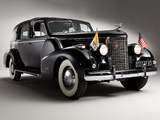 Photos of Cadillac V16 Series 90 Ceremonial Town Car by Fleetwood 1938