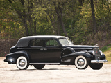 Photos of Cadillac V16 Formal Sedan 1940